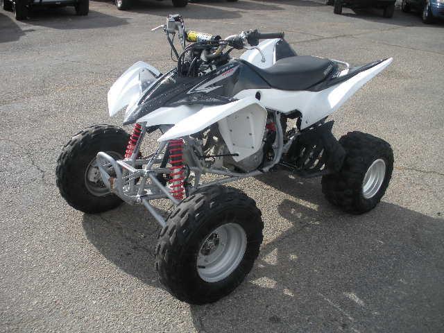 2008 Honda TRX400EX