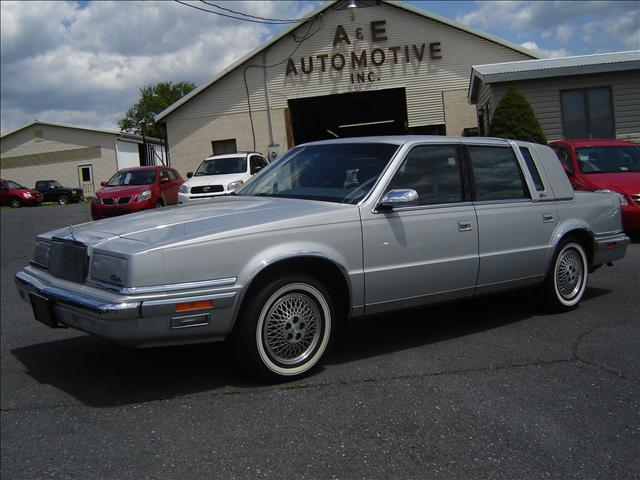 1990 chrysler new yorker for 1990 chrysler new yorker salon