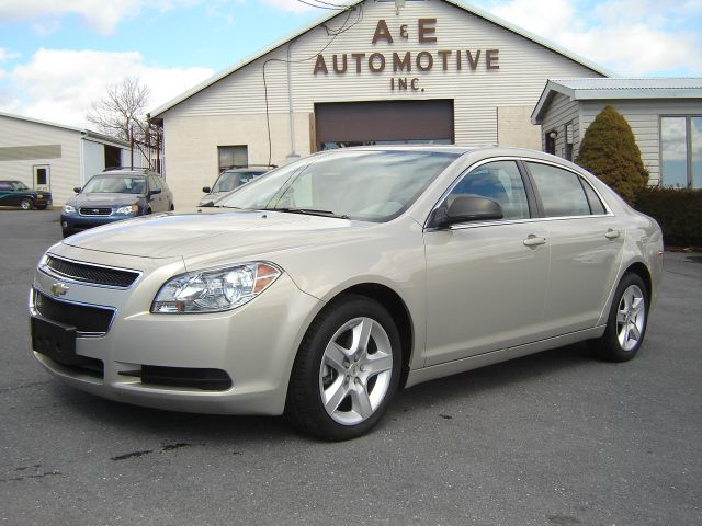 2011 Chevrolet Malibu