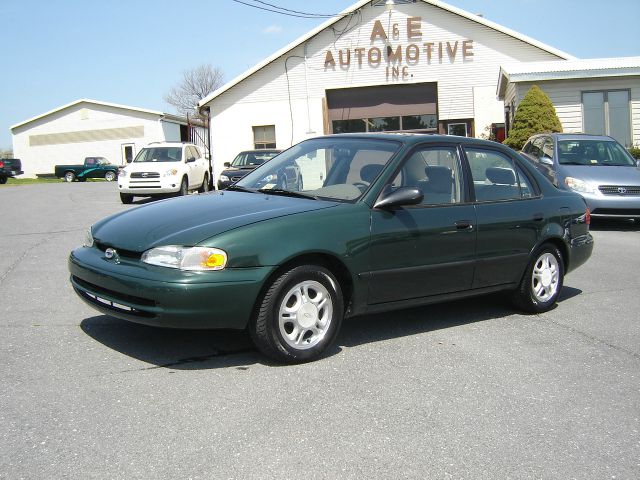2001 Chevrolet Prizm