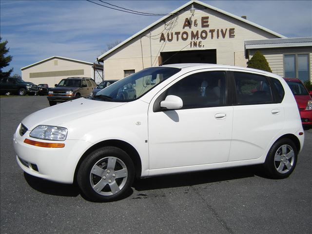 2008 Chevrolet Aveo5