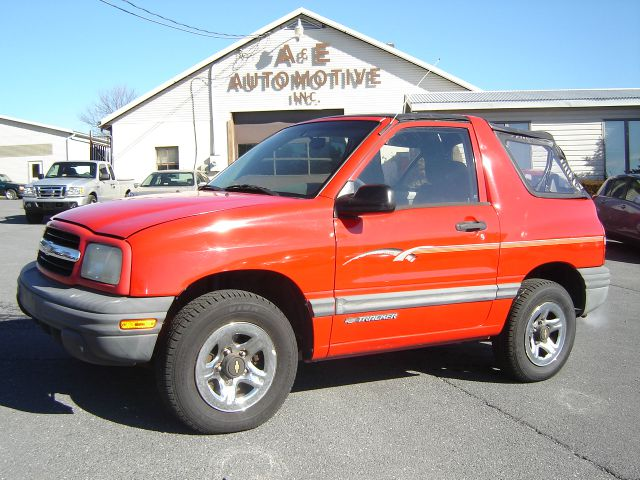 1999 Chevrolet Tracker