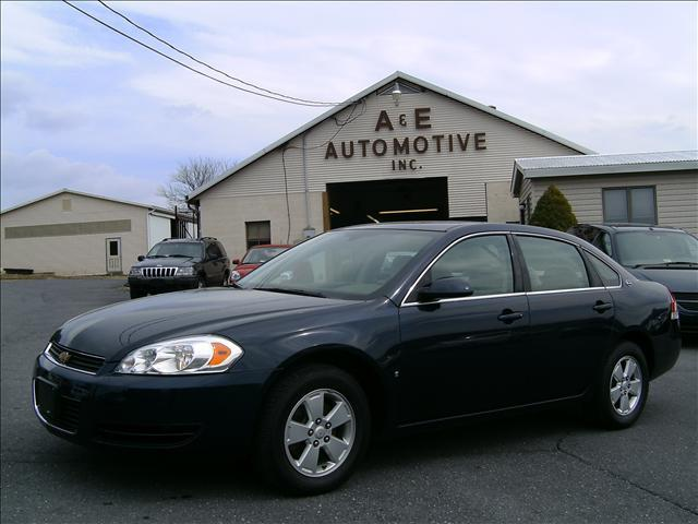 2008 Chevrolet Impala
