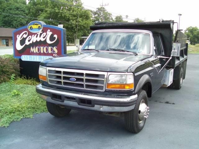 Tothego - 1995 Ford SUPER DUTY_1