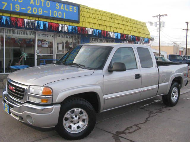 2005 GMC Sierra 1500