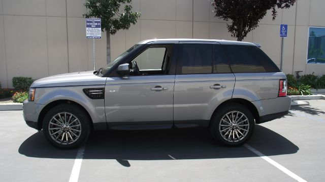 2012 LAND ROVER RANGE ROVER SPORT HSE gray 2012 land rover range rover sport hse  50 liter v8 au