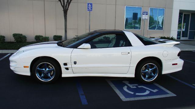 1999 PONTIAC TRANS AM COUPE white 1999 pontiac firebird trans am coupe 2d  v8 57 liter manual