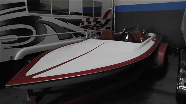1974 Challenger Flat Bottom Boat - Redlands, CA