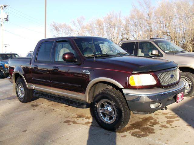 2001 Ford F150 Lariat - West Point NE