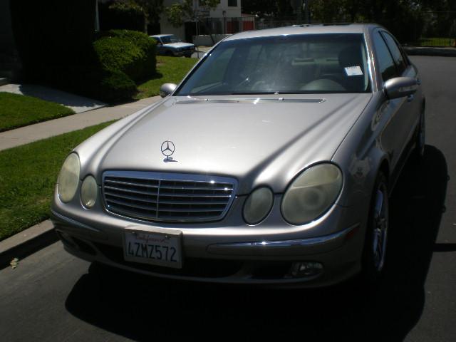 2003 mercedes benz e class 5501 venice blvd los angeles for Autonation mercedes benz california
