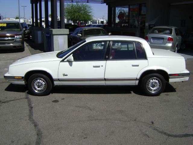 1987 Oldsmobile Calais