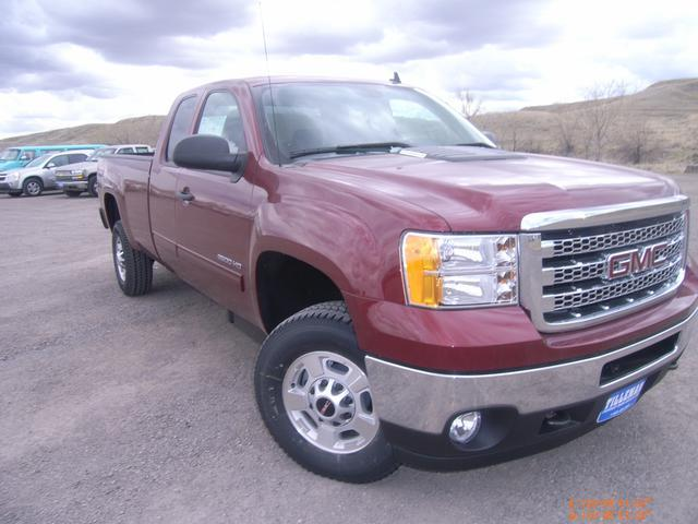 2013 GMC Sierra 2500