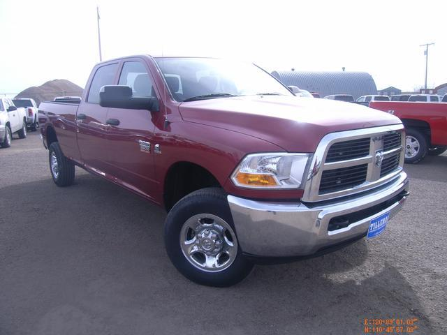 2012 Ram Ram Pickup