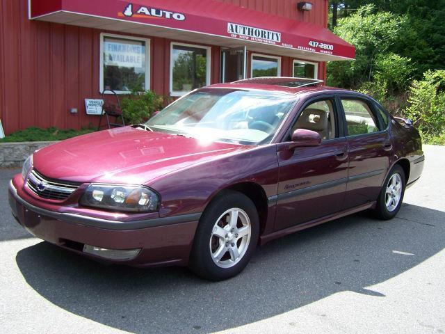2003 chevrolet impala 203 rockingham rd derry nh 03038 used cars for sale. Black Bedroom Furniture Sets. Home Design Ideas
