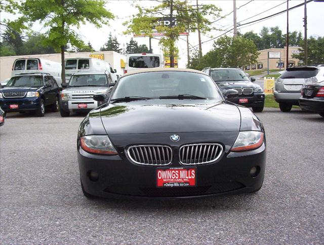 2004 bmw z4 0 60 for Owings mills motor cars