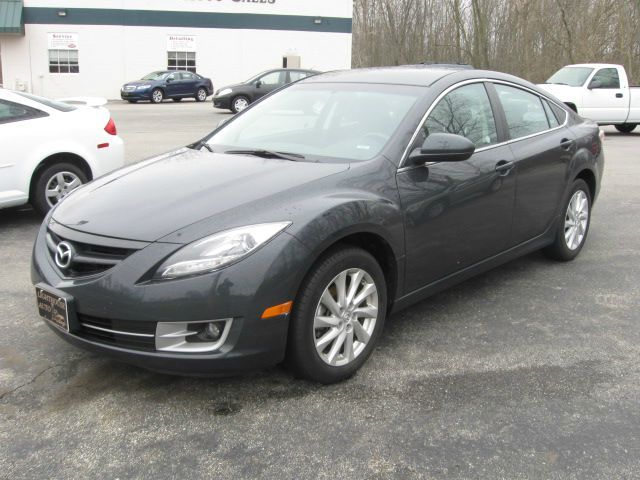 2012 Mazda 6