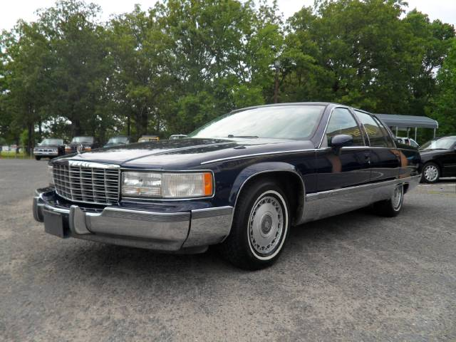 Used 1994 Cadillac Fleetwood For Sale 13607 Independence