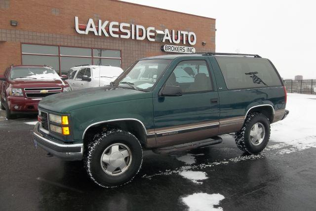 1995 GMC Yukon - Colorado Springs, CO