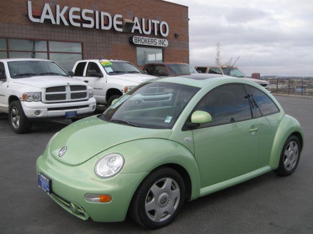 2000 Volkswagen New Beetle - Colorado Springs, CO
