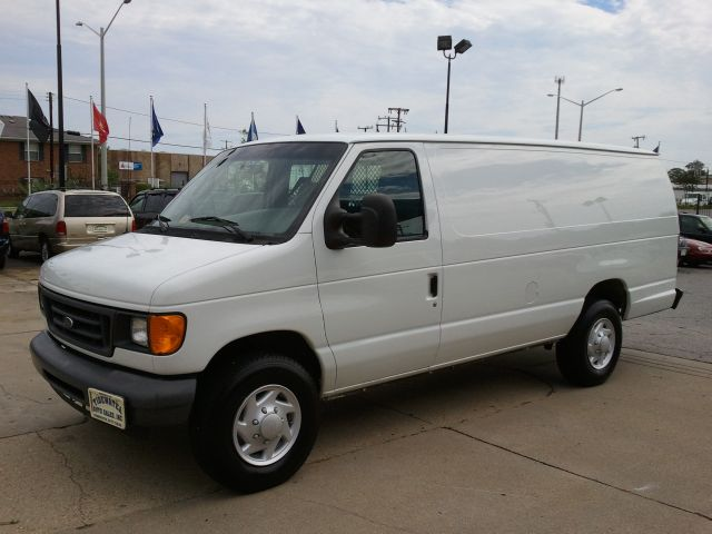2007 Ford E350 Wagon