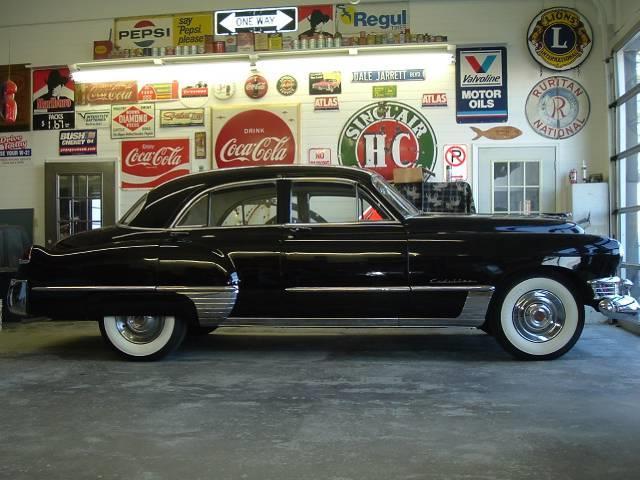 1949 Cadillac Fleetwood