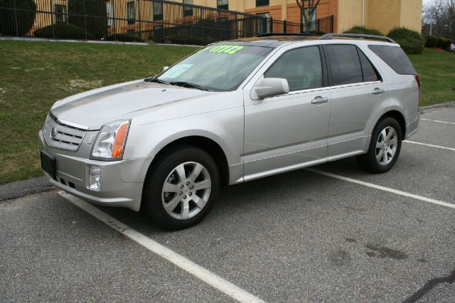 2008 Cadillac SRX