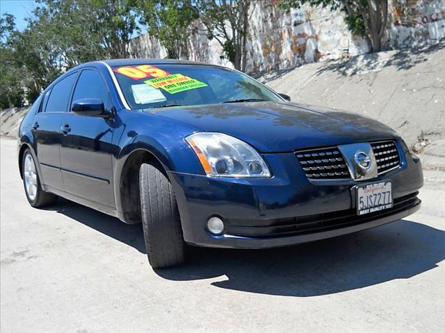 2005 Nissan Maxima 8553 San Fernando rd Sun Valley CA