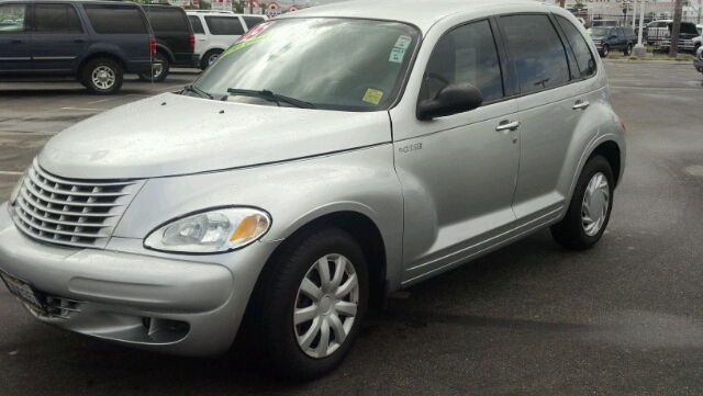 2005 CHRYSLER PT CRUISER BASE silver 2 wheel drive3 doorair conditioningamfm radioautomatic t