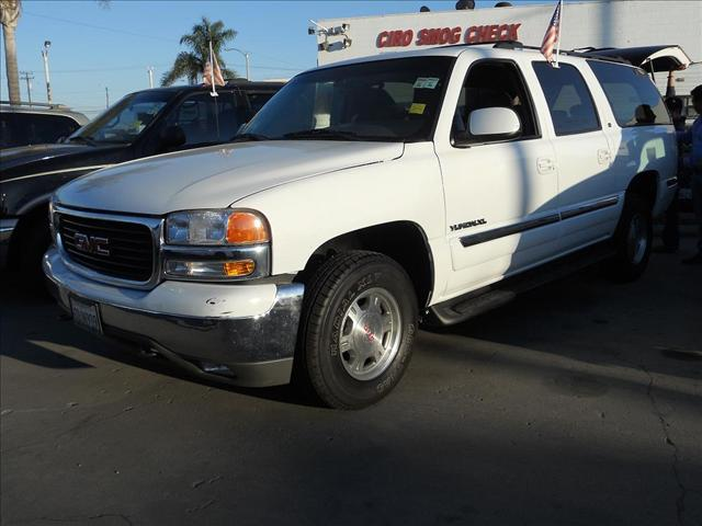 2001 GMC YUKON XL white there are no electrical concerns associated with this vehicle there are n