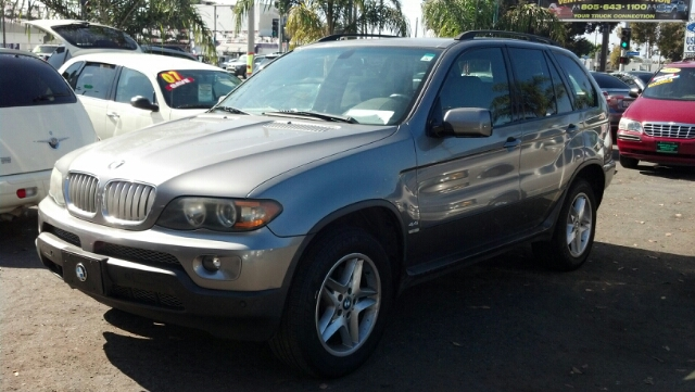 2004 BMW X5 44I charcoal 4wdawdabs brakesair conditioningalloy wheelsamfm radioanti-brake