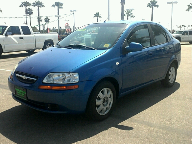 2005 CHEVROLET AVEO LT blue air conditioningamfm radioanti-brake system non-absbody style se