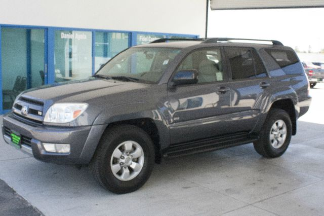 2004 TOYOTA 4RUNNER SR5 2WD unspecified abs brakesair conditioningalloy wheelsamfm radioanti-