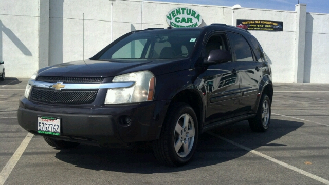 2006 CHEVROLET EQUINOX LT violet 2 wheel drive4 doorair conditioningalarmalloy wheelsamfm ra