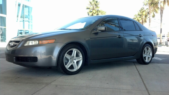 2005 ACURA TL 32L V6 SOHC 24V gun-metal gray we will protect your investment  with a warranty  fo