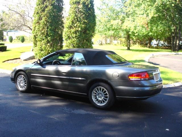 Image 50 of 2005 Chrysler Sebring…