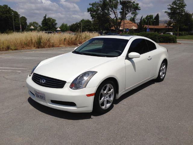 2003 Infiniti G35