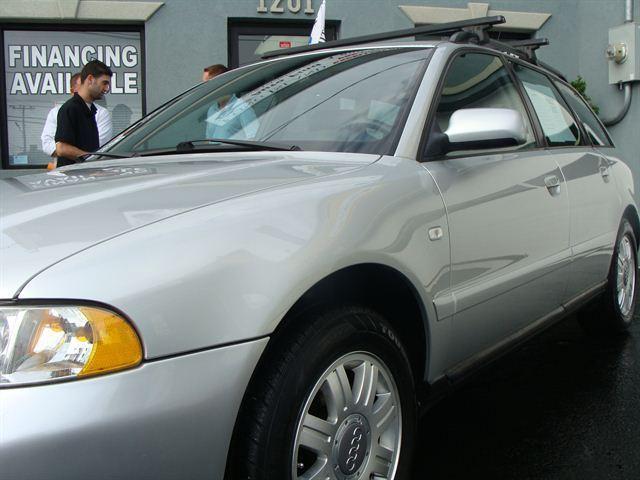 Image 8 of 2000 Audi A4 1.8T Avant…
