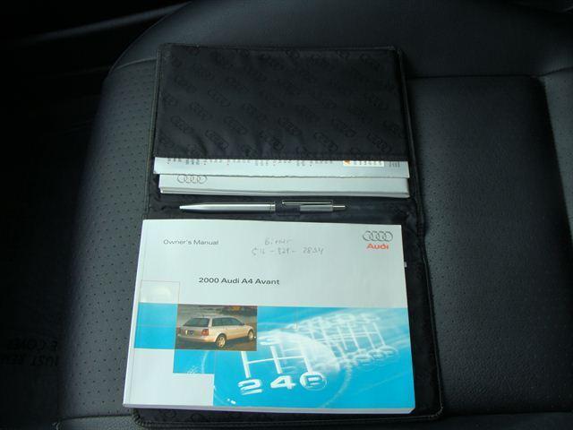 Image 22 of 2000 Audi A4 1.8T Avant…
