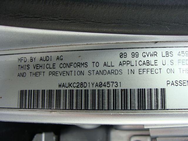 Image 24 of 2000 Audi A4 1.8T Avant…