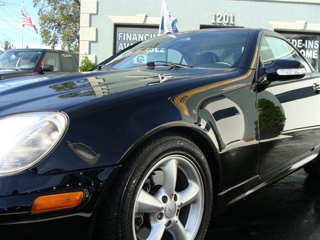 Image 8 of 2003 Mercedes-Benz SLK…