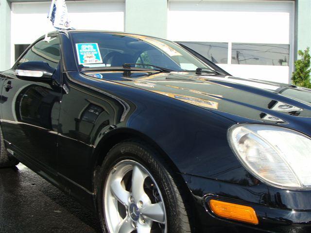 Image 10 of 2003 Mercedes-Benz SLK…
