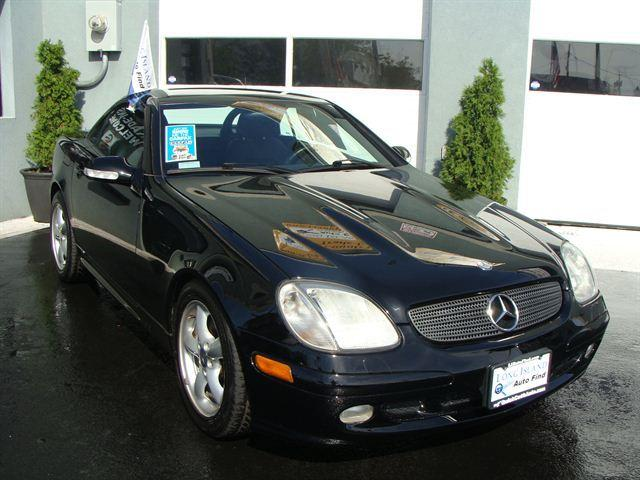 Image 12 of 2003 Mercedes-Benz SLK…
