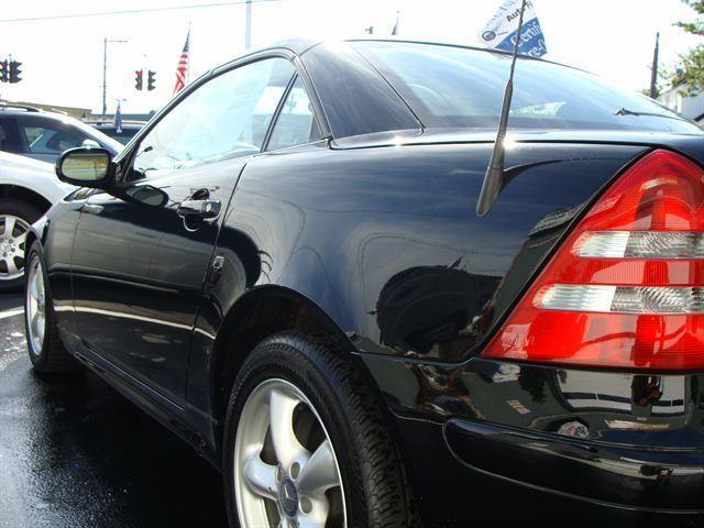 Image 14 of 2003 Mercedes-Benz SLK…