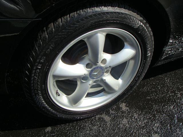 Image 18 of 2003 Mercedes-Benz SLK…