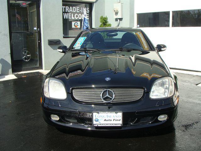 Image 30 of 2003 Mercedes-Benz SLK…