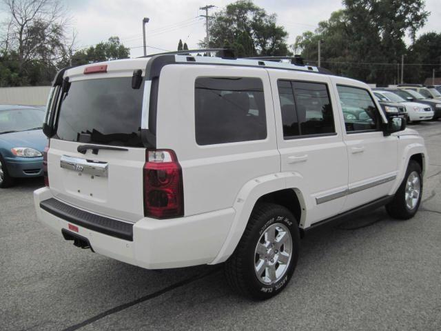 2007 Jeep Commander Limited - Houston TX
