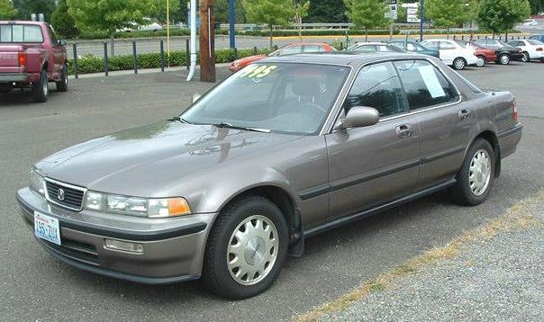 1992 Acura Vigor