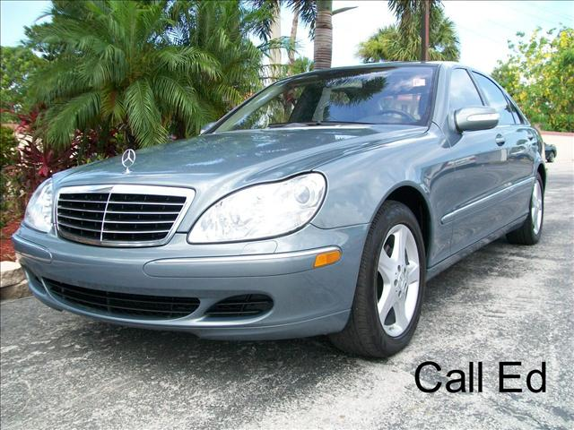 2005 mercedes benz s class 275 sw monterey rd stuart fl for 2005 s500 mercedes benz