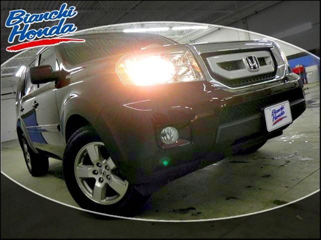 Tothego - 2011 Honda Pilot_1