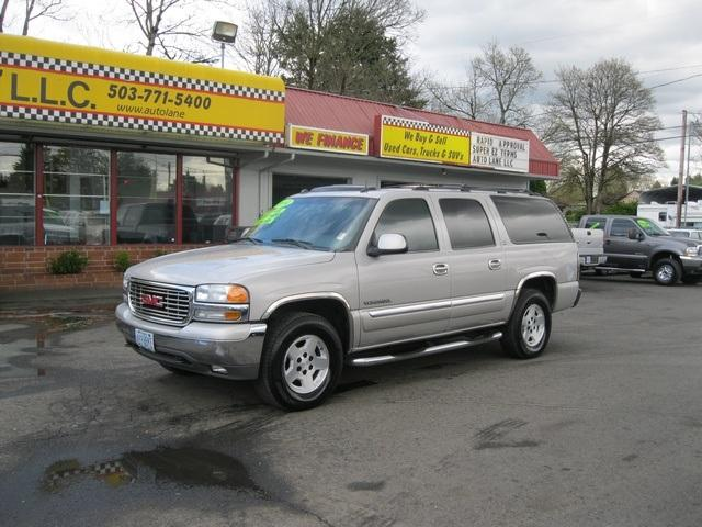 2004 GMC Yukon XL